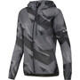 adidas TERREX Agravic TR Graphic Rain Jacket Women, grey six