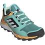 adidas TERREX Agravic TR Trail Running Shoes Women, turquoise/orange
