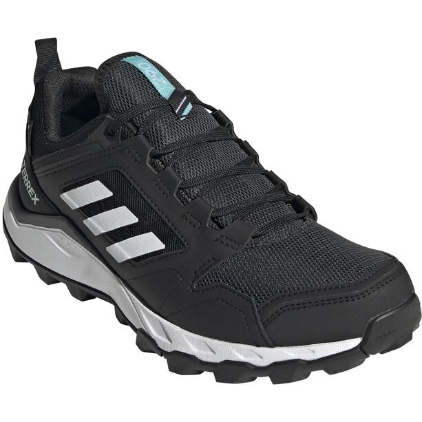 adidas TERREX Agravic TR GTX Trail Running Schuhe Damen schwarz