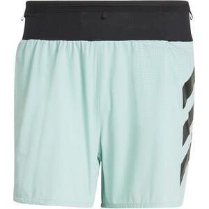 adidas TERREX Agravic TR Pro Trail Running Shorts Men, turquoise turquoise
