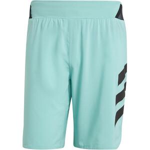adidas TERREX Parley Agravic All Around Shorts Herr turkos/svart turkos/svart