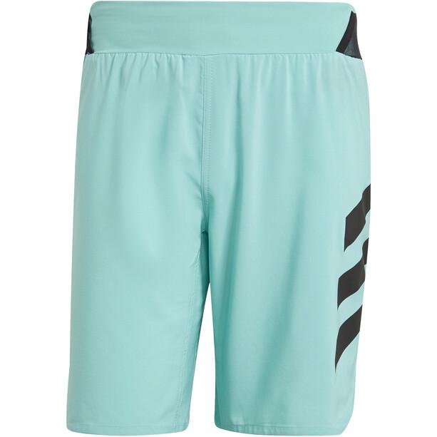 adidas TERREX Parley Agravic All Around Shorts Herren acid mint/black