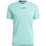 adidas TERREX Parley Agravic TR Allaround T-Shirt Herren acid mint