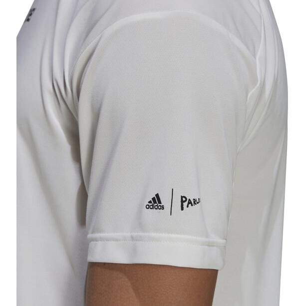 adidas TERREX Parley Agravic TR Allaround T-Shirt Men, blanc