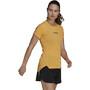 adidas TERREX Parley Agravic TR Allaround T-Shirt Damen orange