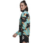 adidas TERREX Parley Agravic TR Windbreaker Women, acid mint
