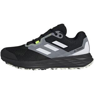 adidas TERREX Speed Flow Trail Running Schuhe Herren schwarz/grau schwarz/grau