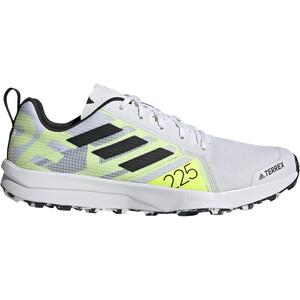 adidas TERREX Speed Flow Trail-juoksukengät Miehet, valkoinen/harmaa valkoinen/harmaa