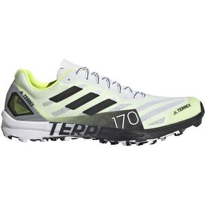 adidas TERREX Speed Pro Trail Running Shoes Women, blanc/jaune blanc/jaune
