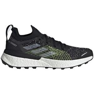 adidas TERREX Two Ultra Parley Trail Running Shoes Women, noir/gris noir/gris