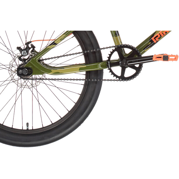 GT Bicycles Pro Series Heritage 24 oliv