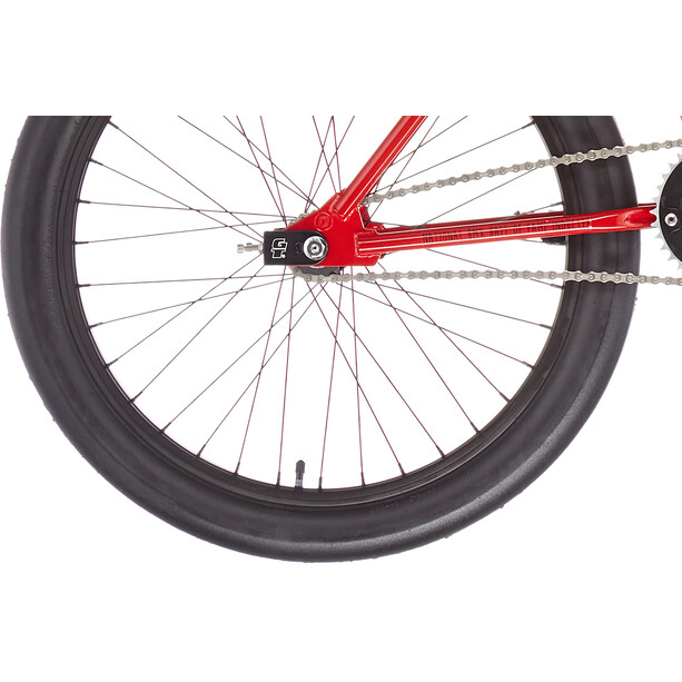 GT Bicycles Dyno Compe Pro Heritage 24 rot