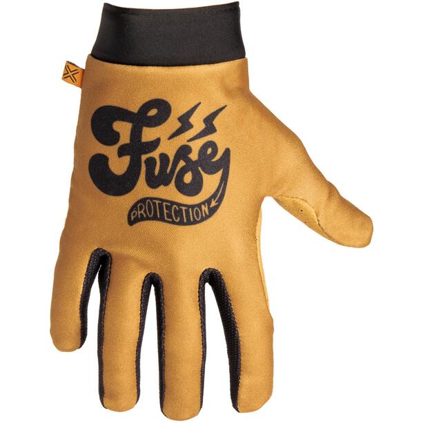 FUSE Omega Cafe Handschuhe brown