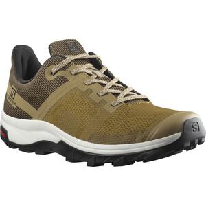 Salomon Outline Prism Shoes Men gul/brun gul/brun