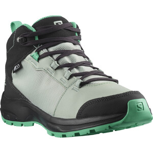 Salomon Outward CSWP Shoes Kids grön grön