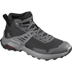 Salomon X Raise Mid GTX Shoes Women grå grå
