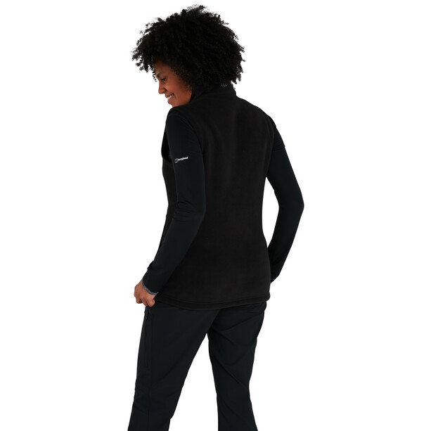 Berghaus Prism Micro PT InterActive Fleeceweste Damen black/black