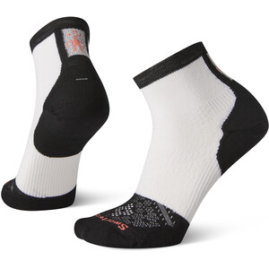 Smartwool PhD Cycle Ultra Light Mini Socks Women svart/vit svart/vit
