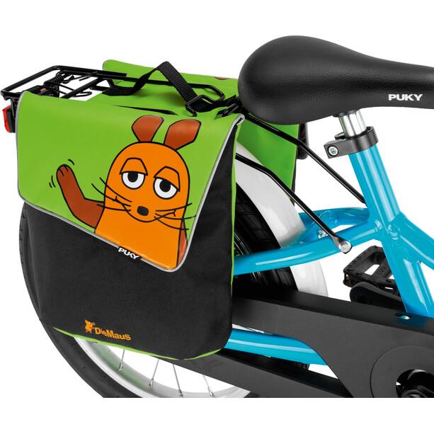 Puky DT 3 Gepäckträgertasche für Kinderräder die maus