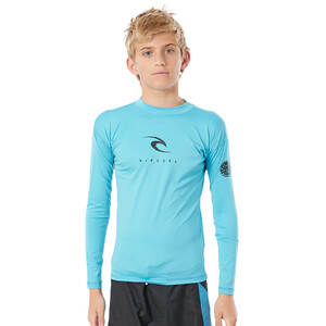 Rip Curl Corp Langarm UV Shirt Jungen blau blau