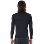 Rip Curl Corps Langarm UV Shirt Herren schwarz