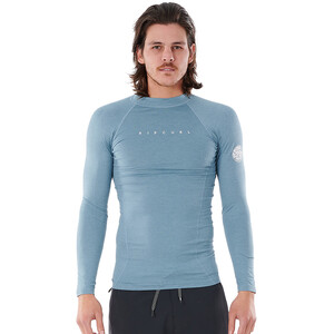 Rip Curl Dawn Patrol Langarm UV Shirt Herren blau blau