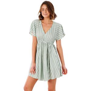 Rip Curl Geo Kleid Damen green green