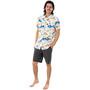 Rip Curl Hawaiian Kurzarmhemd Herren bone