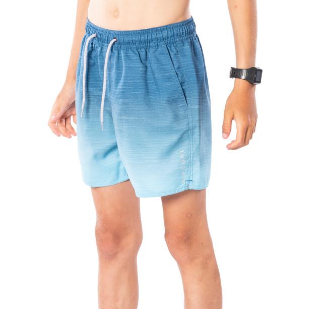 Rip Curl Laze Fade Volley Boardshorts Jungen blau