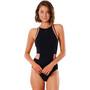 Rip Curl Mirage Ultimate Good One Piece Swimsuit Women, noir