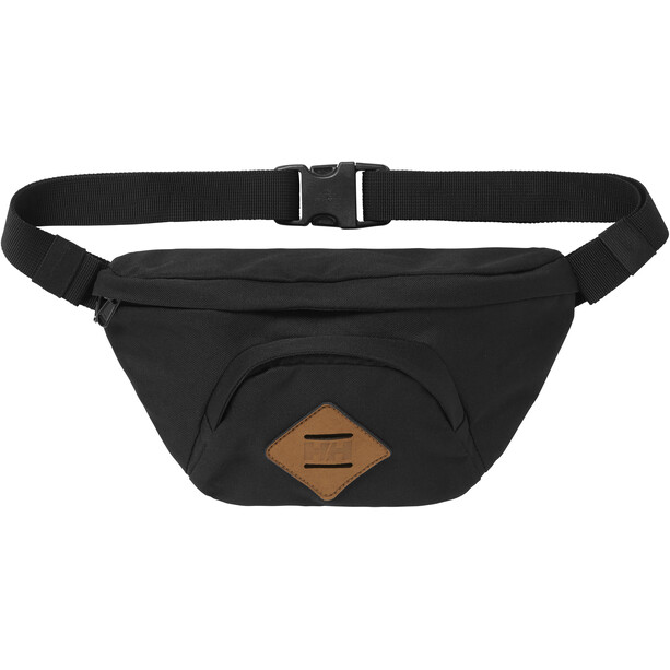 Helly Hansen Capilano Waist Bag, musta