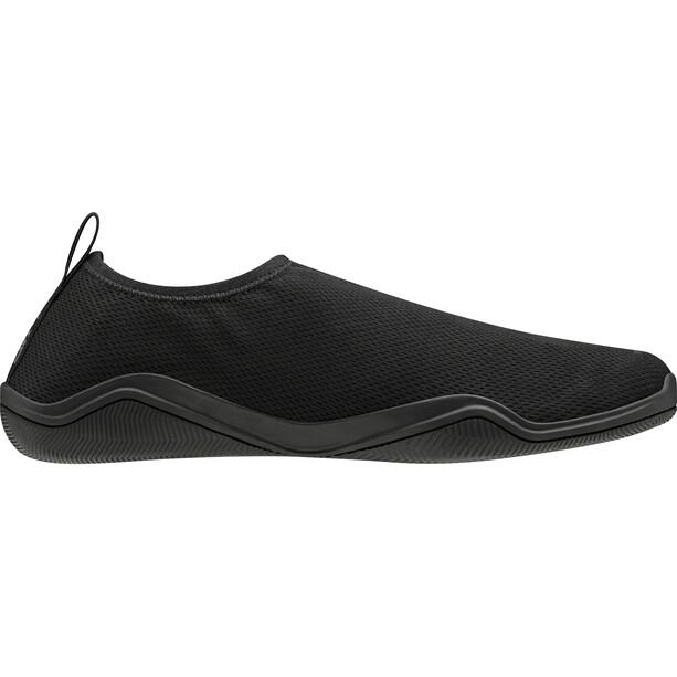 Helly Hansen Crest Watermoc Slip-On Schuhe Herren black/charcoal