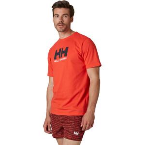 Helly Hansen HH Logo T-paita Miehet, alert red alert red