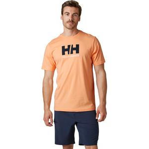 Helly Hansen HH Logo T-paita Miehet, melon melon