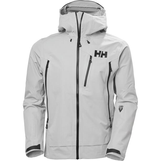 Helly Hansen Odin 9 Worlds Infinity 3L Jacke Herren grey fog