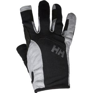 Helly Hansen Sailing Handschuhe Lang schwarz schwarz