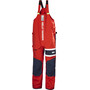 Helly Hansen Salt Coastal Bib Pants Men, alert red