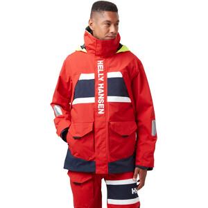 Helly Hansen Salt Coastal Jacket Men, alert red alert red