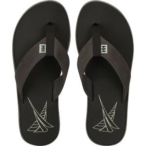 Helly Hansen Seasand Leather Sandals Men, ruskea/harmaa ruskea/harmaa