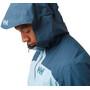 Helly Hansen Verglas Ripstop 2L Shell Jacke Herren dusty blue