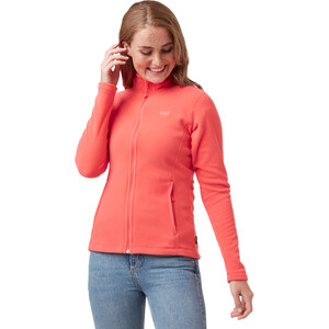 Helly Hansen Daybreaker Fleecejacke Damen hot coral hot coral
