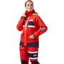 Helly Hansen Salt Coastal Jacke Damen alert red