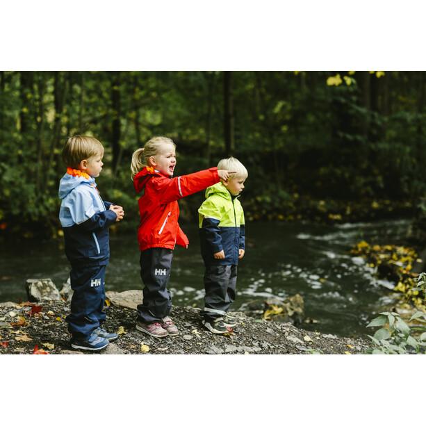 Helly Hansen Sogn Trägerhose Kinder blau