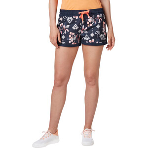 "Helly Hansen Solen Printed Watershorts 2.5"" Women blå blå"