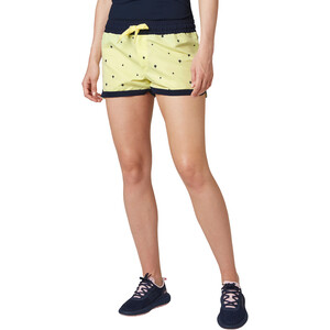 "Helly Hansen Solen Printed Watershorts 2.5"" Women gul gul"