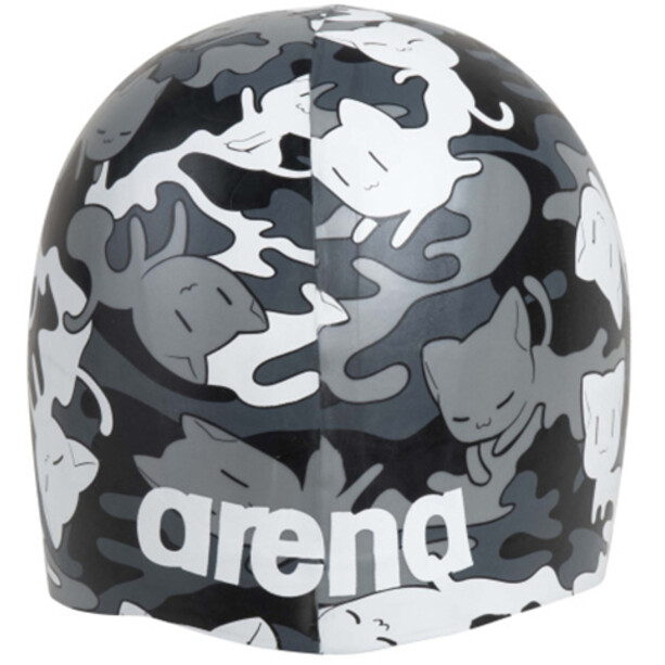 arena Poolish Moulded Kasket, sort/grå