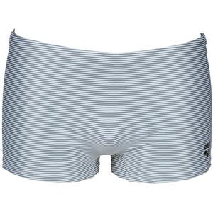 arena Fundamentals Allover Shorts Herren grau/weiß grau/weiß