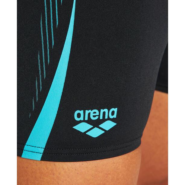 arena Light Touch Mid Jammers Men, noir