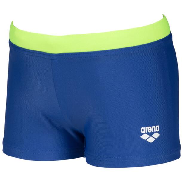 arena Logo Cats Shorts Boys, bleu