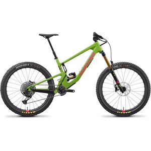 Santa Cruz Nomad 5 CC XO1 RSV, grøn grøn